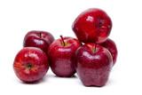 tasty red apples