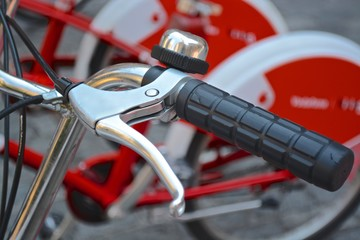 Bicycle handle bars