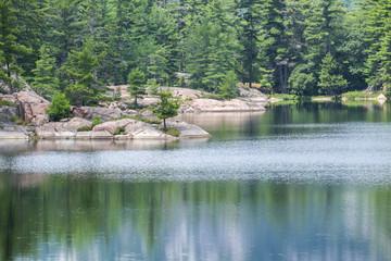 Jackson Lake Killarney Provincial Park Ontario