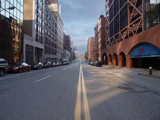 Pittsburgh Pennsylvania Street