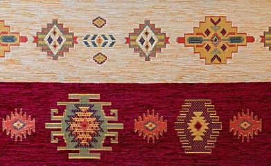 turkish pattern rug