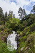 small waterfall, located on Monchique, Portugal.