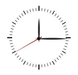 A simple clock vector