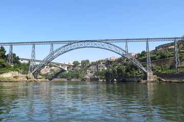 Portugal - Porto - Gaia - Pont Maria Pia