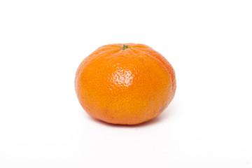 vibrant tangerines fruit