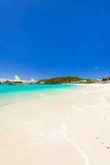 沖縄の海・阿嘉島-前浜