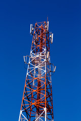 Radio Relay Link, Mobile Base Station