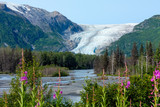 Fototapety Exit Glacier