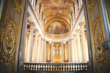 王の礼拝堂 ベルサイユ宮殿