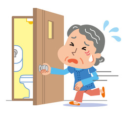 頻尿 過活動膀胱 高齢者 女性