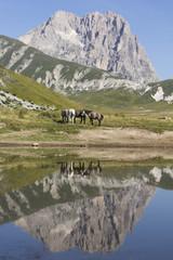 Corno Grande, Abruzzo