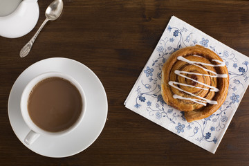 Tea and Pastry