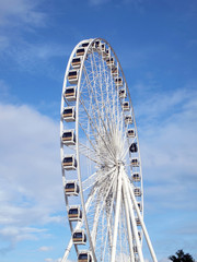 Big Ferris Wheel at ASIATIQUE The Riverfront Factory District