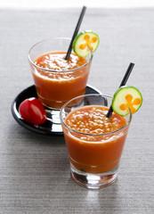 tomato vegetable cocktail