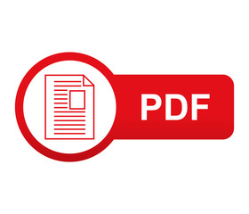 Etiqueta tipo app roja alargada PDF