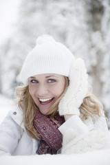 Österreich, Frau, lächelnd, Porträt