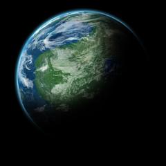 Planet - concept