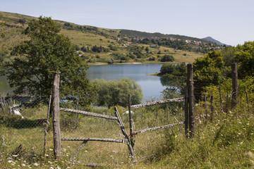 Paesaggio rurale abruzzese