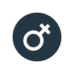 female symbol icon.