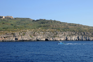 Malta, the picturesque island of Gozo