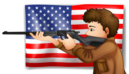 USA hunter