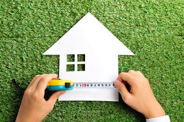 住宅の設計と日曜大工