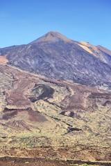 Teide, Tenerife - volcano scenic view