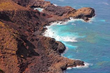 Tenerife nature in Buenavista del Norte