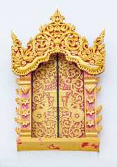 window temple,  Mae Hong Son Province, Thailand