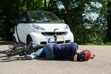 gefährlicher verkehrsunfall