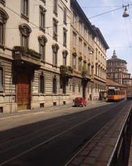 Milano, Corso Magenta