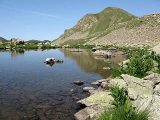 Lac du Mercantour