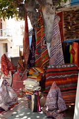 Carpets and rugs handmade.