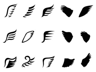 wing icons