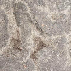 Fragment of an old asphalt texture
