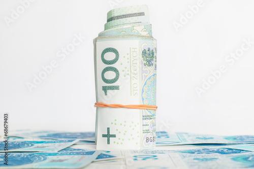 Waluta - pieniądze - faktura - finanse - 68679403