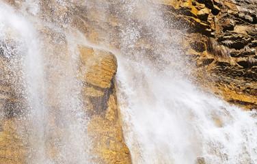 The Waterfall Uchan-Su