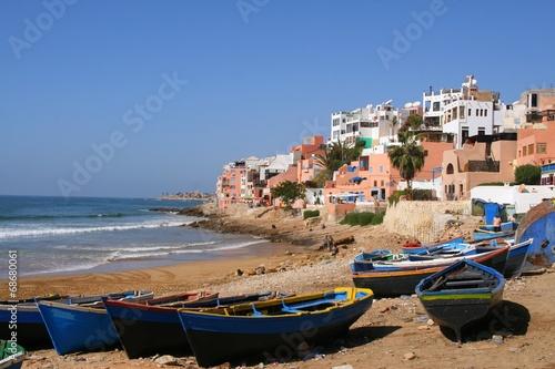 Tuinposter Marokko Taghazout