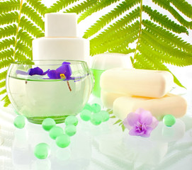 Natural Body Care Cosmetics