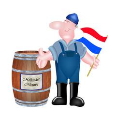 holländische Matjes