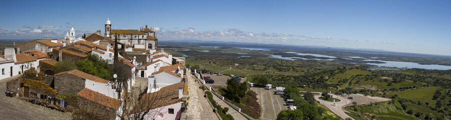 medieval and historical village of Monsaraz, Portugal.