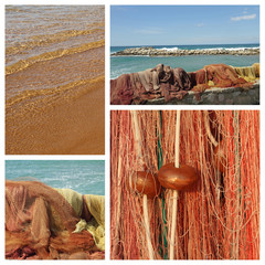 fishing net composition