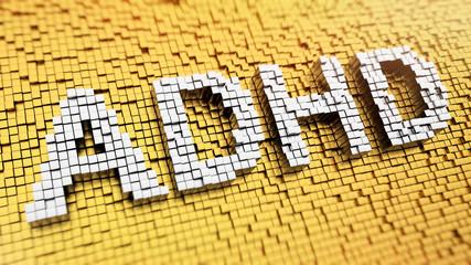 Pixelated ADHD
