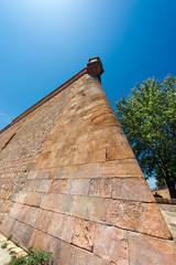 Montjuic Stronghold in Barcelona Spain