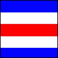 International maritime signal flag