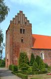 Keldby kirke Møn  Danmark (Kirche in Keldby Dänemark) poster