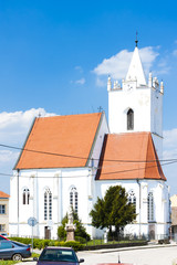 church of Saint Nicholas and Saint Wenceslas, Pouzdrany, Czech R