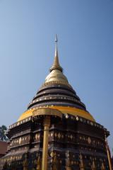 Historic of Buddha at Thailand