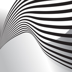 striped design