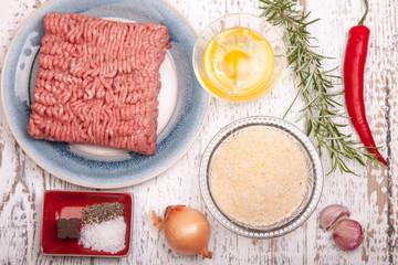 meatballs ingredients